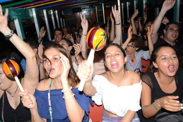 Rumba en Chiva Cartagena